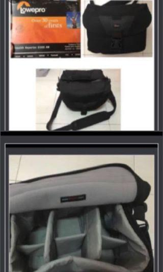 🚚 Lowepro - Stealth Reporter D300AW