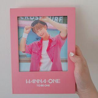 Album WannaOne To Be One: 1×1=1 (PINK VER)