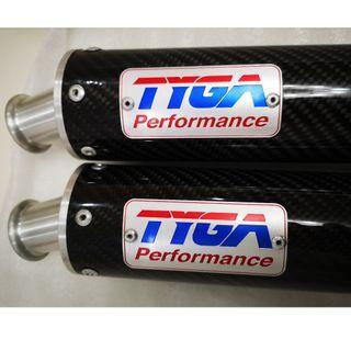 Tyga Carbon Silencer