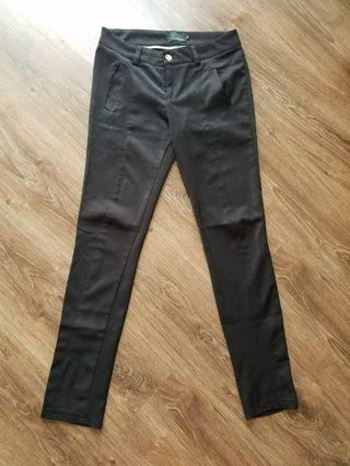 #mauvivo celana kerja hitam stretch #ramadansale