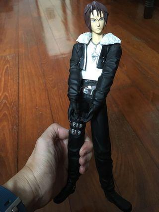 Squall Leonhart Final Fantasy VII figurine