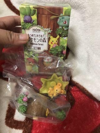 寶可夢樹屋  熊寶寶