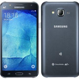 Samsung Galaxy J7 Core warna Black
