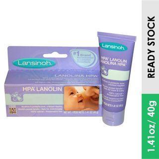 Lansinoh HPA Lanolin Nipple Cream (40 g)
