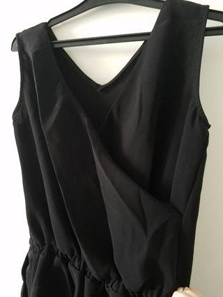 Black jumpsuit #mauvivo #ramadansale