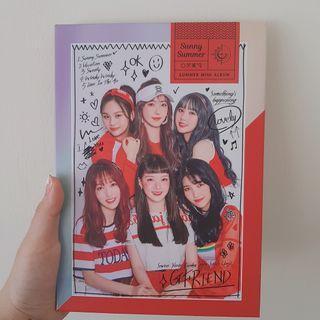 Album Gfriend Sunny Summer (SUNNY VERSION)