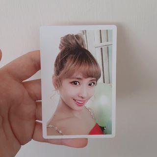 Photocard Momo (signed)