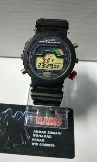 G-Shock DW-6000 Gold