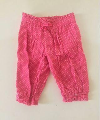 Baby Pants Polka / Celana Bayi Polka