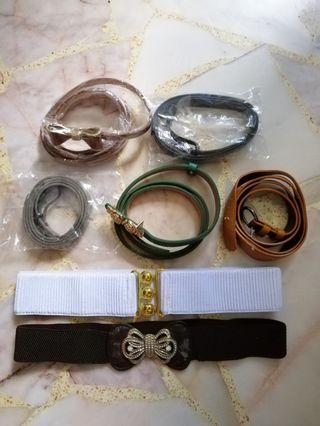 #blessing / free: Belts