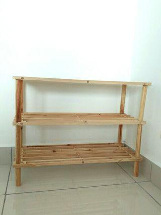 [Moving Out] shoe rack #RayaHome