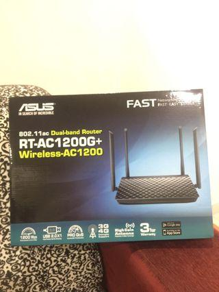 Asus Dual-band Router Wireless-AC1200