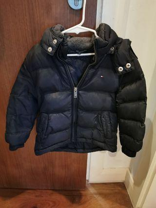 Tommy Hilfiger Boys Winter Jacket with detachable hoodie