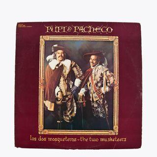 Vinyl Pupi & Pacheco in The Two Musketeers