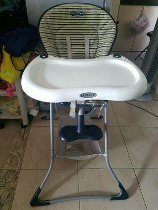 Graco High Chair 幼童高餐桌