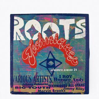 Vinyl Various Artists in Roots Techniques Pressure Sounds 24 (Reggae)