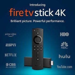 (BNIB) Fire TV Stick 4K (Latest)