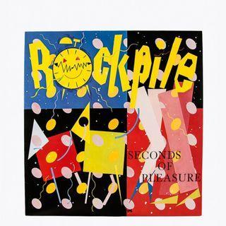 Vinyl Rock Pile in Second of Pleasure