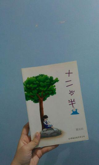 十二岁半 红蜻蜓出版 Odonata Publishing