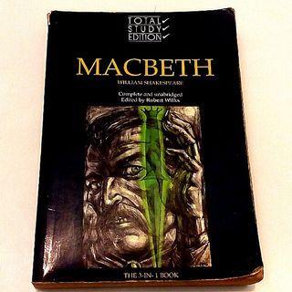 MACBETH Total Study Edition