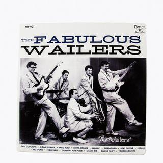 Vinyl Fabulous Wailers (Garage)