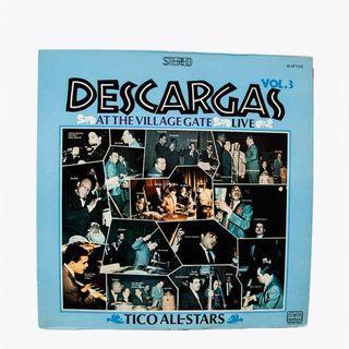 Vinyl Descargas in at The Village Gate Live