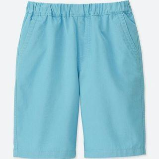 🚚 Men twill shorts (Light Blue)
