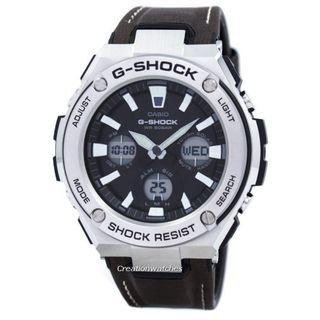 🚚 Casio G-Shock Tough Solar Shock Resistant GST-S130L-1A GSTS130L-1A Men's Watch