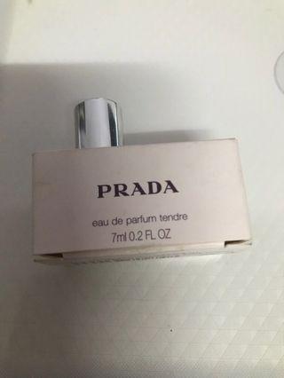 Prada parfume miniature
