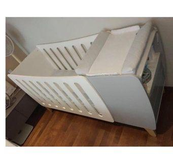 🚚 FAST DEAL! Must to go in Friday!!! Micuna  Harmony baby bed/crib/cot