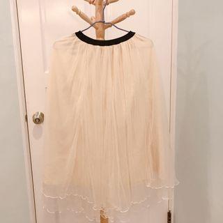 Pazzo超仙紗裙
