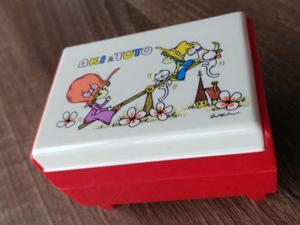 Lady mate 日本製音樂盒