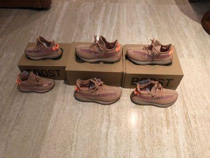 🚚 Yeezy Clay kids and toddler shoes