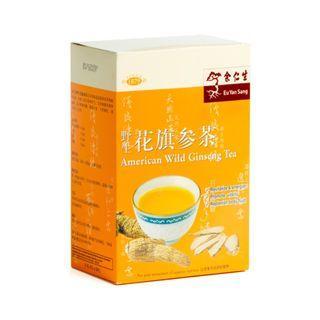 余仁生 野生花旗参茶 Eu Yan Sang American Wild Ginseng Tea