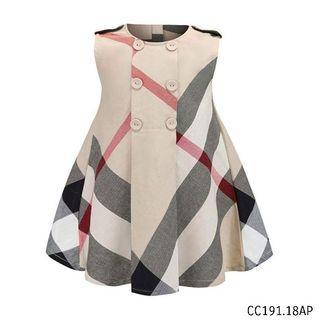 Dress ANAK BRANDED BURBERRY IMPORT MURAH CC191