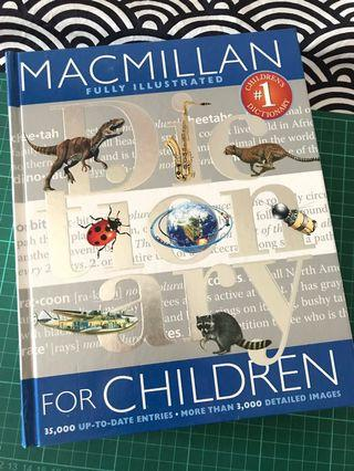 McMillan Dictionary for Children