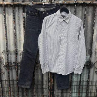 A.P.C. Top and Bottom