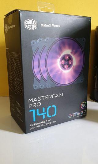Cooler Master Fan MF140 ARGB 140mm Fan