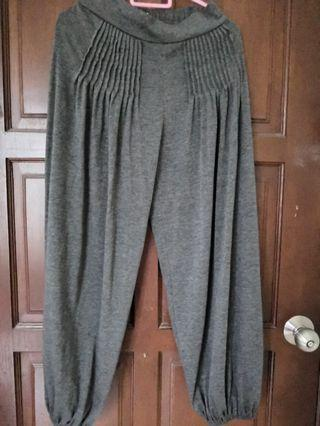 [Any 2 for RM25] Palazo Grey Wide Leg Pants