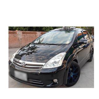 賣十萬 跑九萬 Nice車鋪 2008年 Toyota/ Wish 低於十萬的不用看了實車價找我