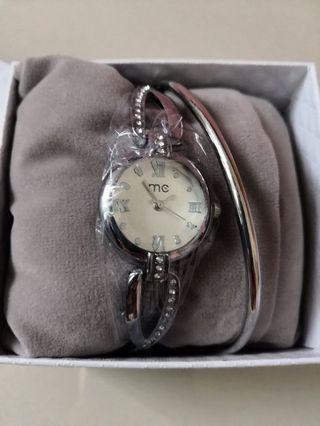 Brand New Watch + Bracelet