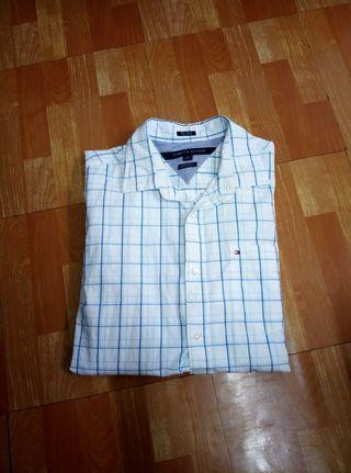 TOMMY格子襯衫