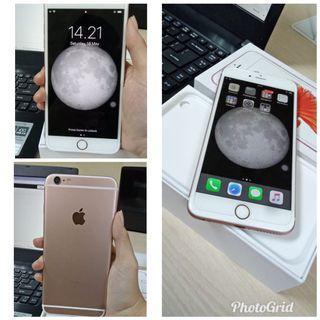#mauvivo Iphone 6s Plus 128Gb Rose Gold