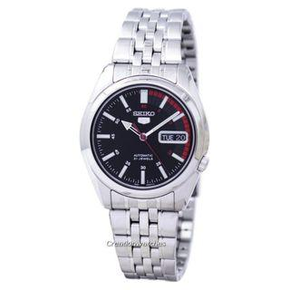 Seiko 5 Sports Automatic SNK375 SNK375K1 SNK375K Men's Watch