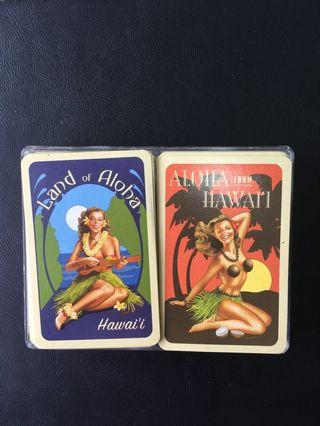 Poker card hawaii