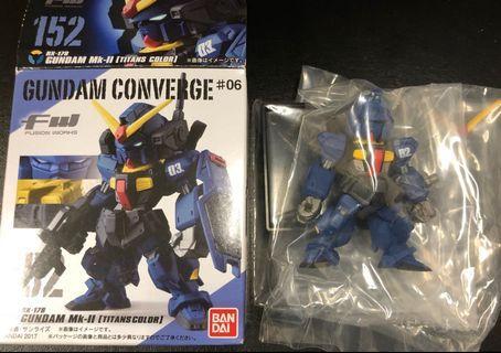 全新 FW Gundam Converge MARK 2 2號機