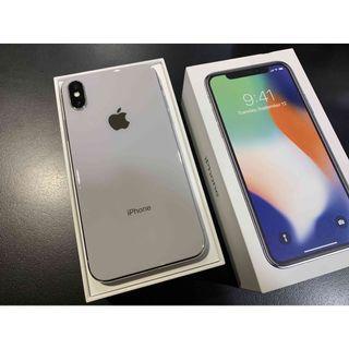 iPhoneX 256G 銀色 只要21500 !!!