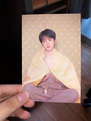 🚚 WTS Jin Map of the soul postcard