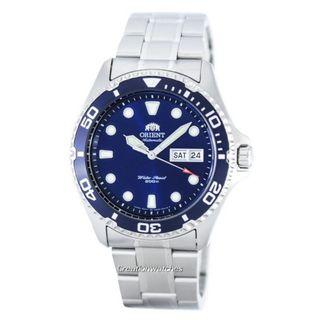 🚚 Orient Ray II Automatic 200M FAA02005D9 Men's Watch