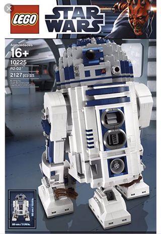 絕版 Lego 10225 R2D2